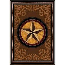 rustic round area rugs star area rugs star area rugs barn rug would look perfect in
