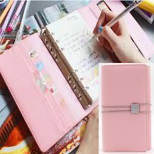 Korean Office Personal Organizer Kawaii Notebook Cute Spiral