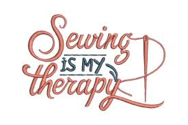 See all applique & embroidery. Sewing Is My Therapy Creative Fabrica In 2020 Free Embroidery Patterns Machine Embroidery Designs Free Embroidery