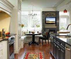 breakfast nook lighting ideas. Kitchen Nook Lighting. Designs Lighting Ideas Corner Breakfast Design Idea L G