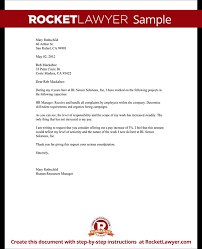 raise salary letter salary increase letter asking for a raise rocket lawyer