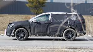 2018 acura rdx spy photos. Perfect Acura Intended 2018 Acura Rdx Spy Photos C