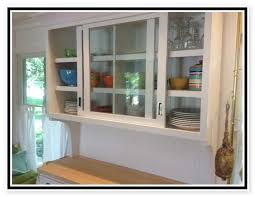 sliding kitchen cabinet doors incredible f23 for trend home decor ideas with regarding 16