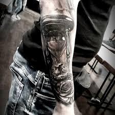 30 Zlomené Tetování Vzory Pro Muže Time Ink Myšlenky