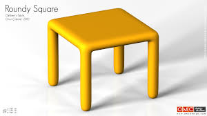 square table clipart. roundy square children\u0027s table clipart