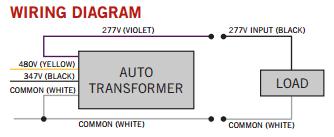 keystone ktat 70 480 277 70 watt 480v to 277v step down auto rotax 277 wiring diagram ktat 70 480 277 wiring diagram