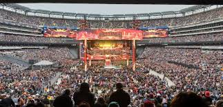 Wrestlemania 36 Seating Chart Metlife Stadium Section 126 Row 45 Seat 25
