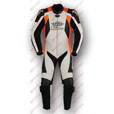 men s king one piece leather motorcycle racing suit loading zoom
