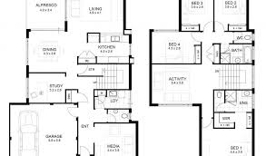 two story house plans with open floor plan lovely floor plan for two y house luxury