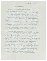 albert einstein s letter warning about adolf hitler before world  albert einstein s letter warning about adolf hitler before world war ii goes for auction