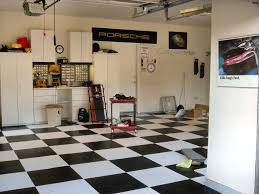 image of garage floor tiles design