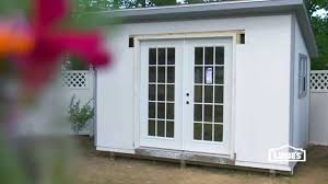 exterior double doors for shed. Interesting Doors How To Install French Doors In A Shed On Exterior Double For O