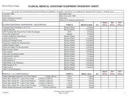 Medical Supply List Excel Supply Order Form Template Medical