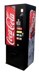 Coke Vending Machine Models Stunning Dixie Narco Model 48 Coca Cola Deco Soda Machine