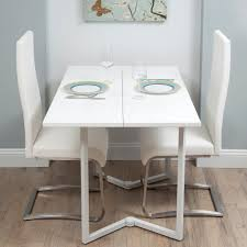 folding dining tables for apartments. white stylish folding dining table for apartment (image 19 of 20) tables apartments i