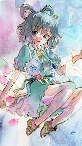 47+] Cute Anime Girl iPhone Wallpaper ...