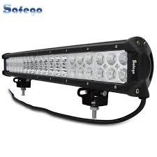 Best Atv Lights 20 Inch 126w Led Light Bar Offroad 12v 4x4 Trucks Tractor
