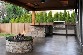 Architecture covered patio firepit incredible fire pit 8 decorating from covered fire pit