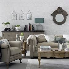 grey living room with chesterfield sofa mix and match living room schemes