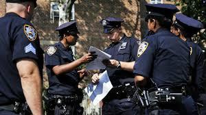 Работа в полиции Нью Йорка