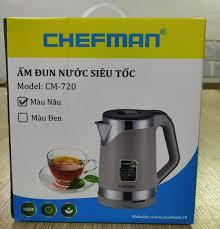 Ấm siêu tốc Chefman CM-720 2L cao cấp - OneMart.vn