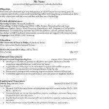 Basic Entry Level Resumes Entry Level Help Desk Position Resume Critique Resumes