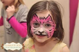 face painting by glitterartzi