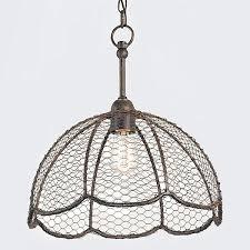 Beehive Basket Lamp