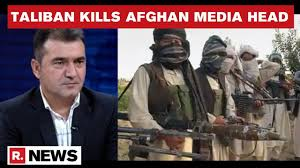 7 hours ago · after nearly two decades of war, more than 6,000 american lives lost, over 100,000 afghans killed and more than $2 trillion spent by the u.s., the speed of the taliban takeover of afghanistan has. Afghanistan Latest News Taliban Assassinates Govt S Media Head In Kabul Youtube