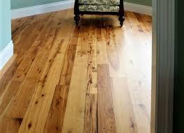 unfinished solid hardwood flooring hickory 2 mon room scene
