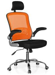 orange office furniture. HJH Office Vendo Reclining Chair In Black And Orange Furniture