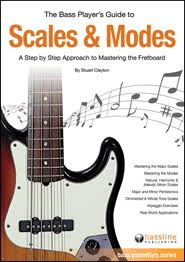 Major And Minor Bass Guitar Scales Bass Books And Music
