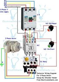 hpm wiring contactor jpg 1 328×1 140 pixels electric power stop start wiring diagram for air compressor overload google search