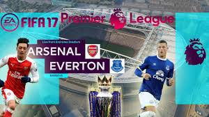 Arsenal Everton 2017 Tickets