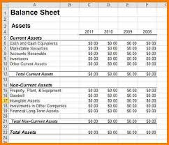 Income Statement Template Excel Template Business