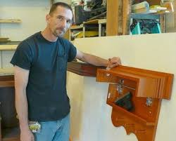 Gun owners are drawn to Hunterdon cabinet maker s concealment