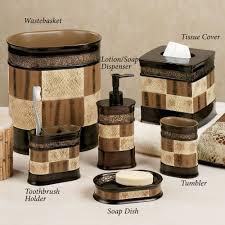 Decorative Accessories For Bathrooms Amazing Zambia Bath Accessories In Decorative Bathroom Interior 17