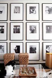 large black framed wall art