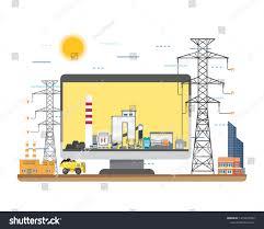 Coal Belt Conveyor Design Coal Energy Mining Industry Background Conveyor Stock Image