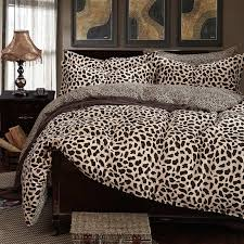 100 cotton duvet cover bedding set leopard bedcolthes damask queen size blue and white paisley stripe plaid bed sheet pink 2 bedding duvet covers from