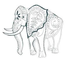 Printable Elephant Coloring Pages Printable Elephant Baby Shower