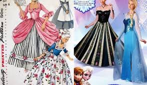 Costume Sewing Patterns Cool Movie Costumes Sewing Patterns 4848 Frock Flicks