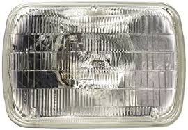 amazon com sylvania h6054 basic halogen sealed beam headlight sylvania h6054 basic halogen sealed beam headlight 142x200 contains 1 bulb