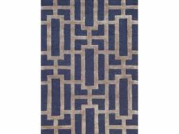 patterned rug dallas taq 229 deep navy dark gray by jaipur rugs
