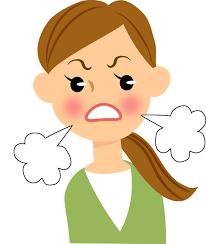 「怒り 女」の画像検索結果