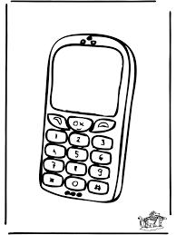 Disegni Di Telefoni Az Colorare