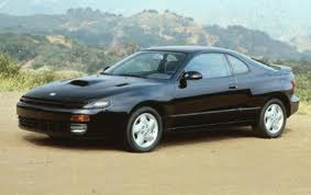 1990 Toyota Celica - Information and photos - ZombieDrive