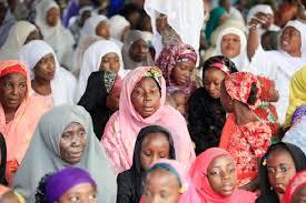 Resultado de imagen para nigeriana cristiana