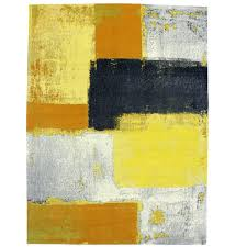 modern style rug with contemporary abstract color block texture for color block rug colour block