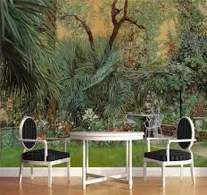 jungle wallpaper for walls. Exellent Jungle Wholesale 3d Room Wallpaper Custom Mural Non Woven Europe Rainforest  Jungle Plants Painting Hd Photo For Wall Background Images  In Walls N